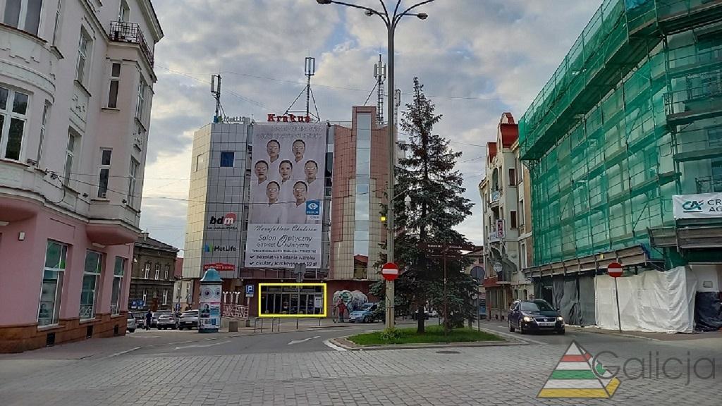 Lokal usługowy do wynajęcia, 270m2, Tarnów, Krakowska